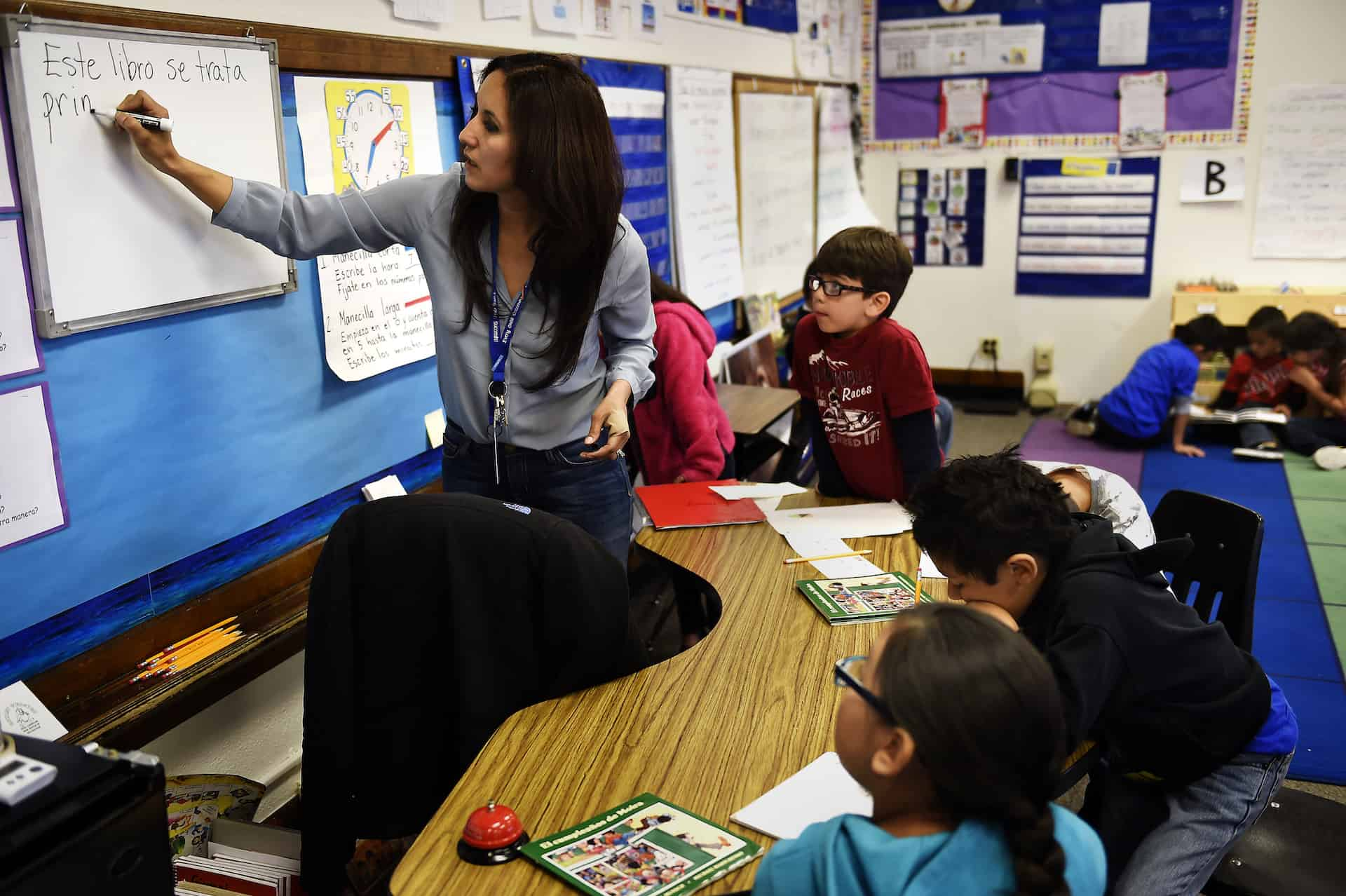 American educators teach longer for less pay than their foreign peers