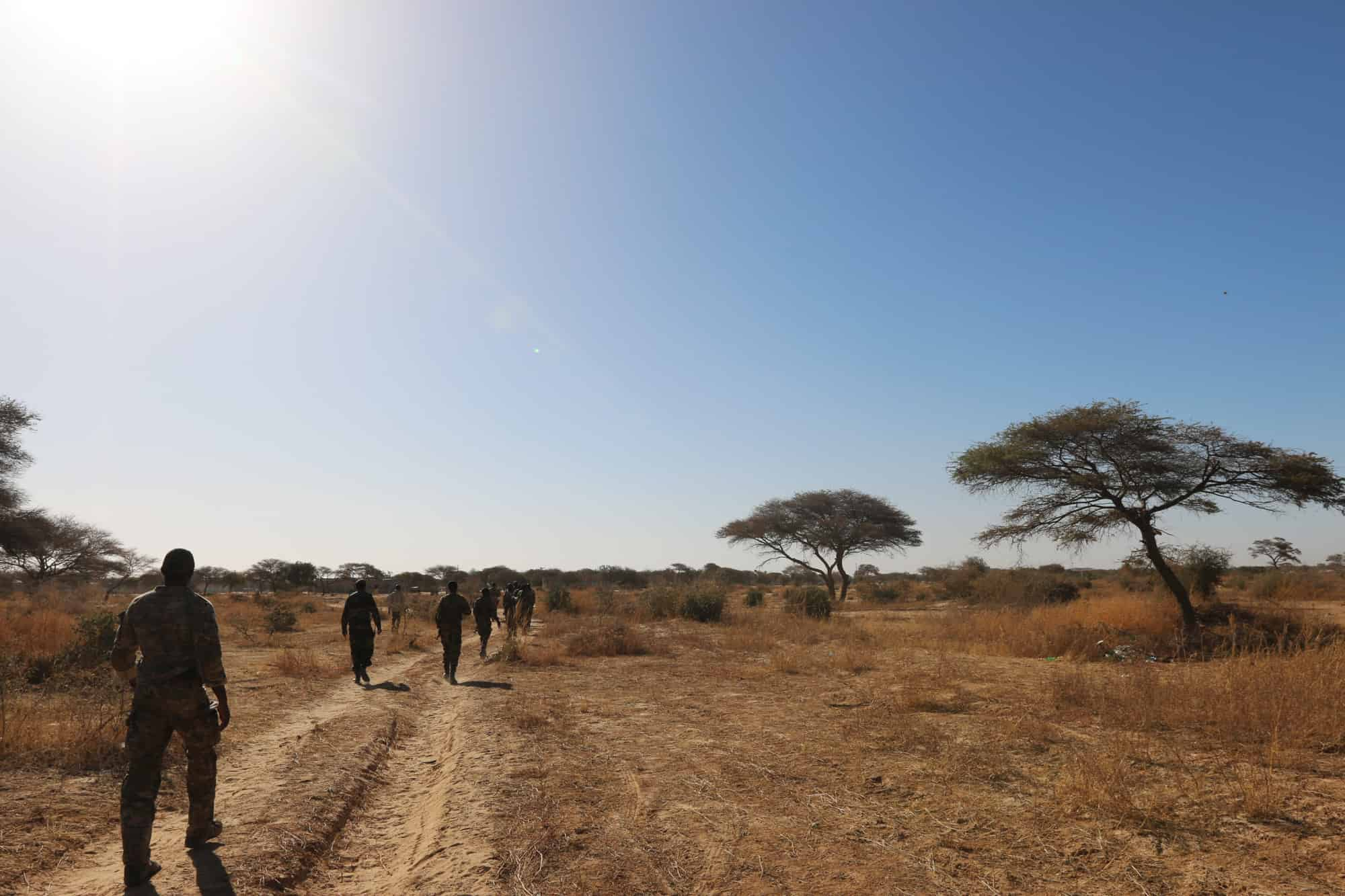 The U S  is waging a massive shadow war in Africa, exclusive