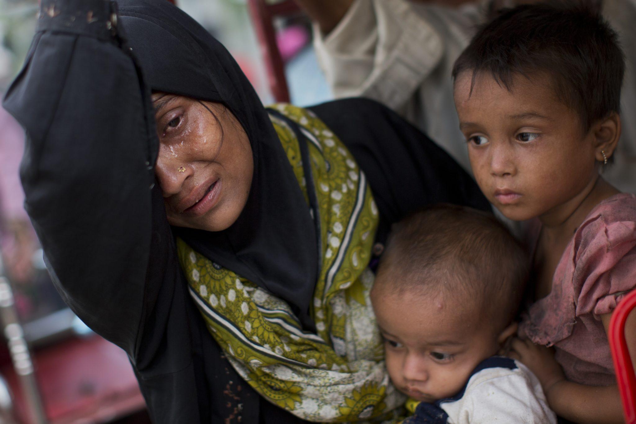 countrys muslim rohingya minority - HD1365×910